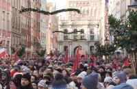 Tłumy na pogrzebie Pawła Adamowicza