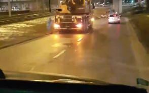 Awaria tramwajów na Okopowej