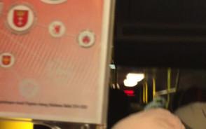 Co się dzieje w autobusach na trasie Jasień