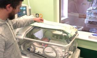 Ostatnie dziecko urodzone na Klinicznej