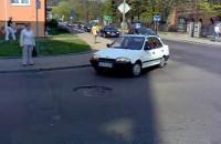 Kierowcy jeżdżą pod prąd na ul. Rzeźnickiej