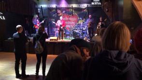 Koncert TKM Sopot w klubie Scena
