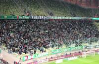 Doping na meczu Lechii Gdańsk z Wisłą Kraków