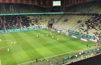 Zwycięski gol Lechii Gdańsk w meczu z Wisłą Kraków