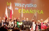 Piotr Adamowicz: wspierajcie prezydent Dulkiewicz