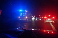 Wypadek na obwodnicy między Kowalami a Karczemkami