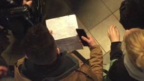 Wyczytywanie listy osób, które mają ustawić się w kolejce po numerek