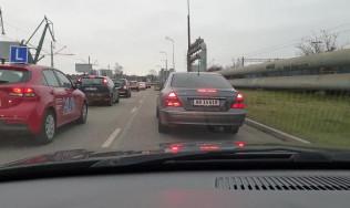 Szeryf na ul. Jana z Kolna w Gdańsku