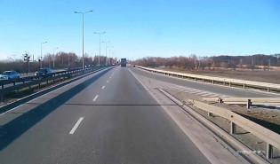 Agresja na drodze w peugeocie 206