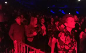 Publiczność na koncercie Kayah i Bregović