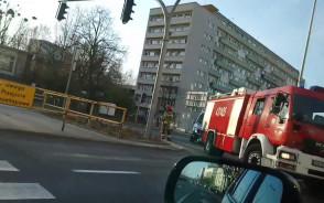 Kolizja 2 motocykli z autem na Władysława IV w Gdyni