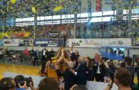 Koszykarki Arki Gdynia odbierają brązowe medale
