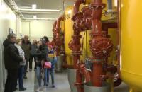 Dzień otwarty stacji uzdatniania wody w Wielkim Kacku w Gdyni