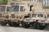 Pojazdy wojskowe armii USA