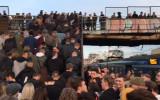 Tłumy ludzi na SKM stocznia, trwają Juwenalia