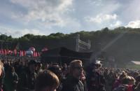 Pawbeats i Novika podczas gdańskich juwenaliów 2019 na Placu Zebrań Ludowych