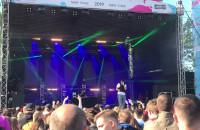 Tede - gdańskie juwenalia 2019 na Placu Zebrań Ludowych