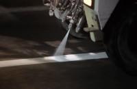 Niesamowite maszyny: Malowarka do pasów na jezdni