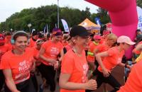 Ponad 1,5 uczestniczek kobiecego biegu w Gdyni