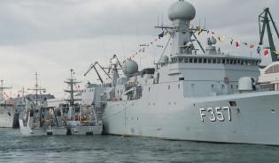 Okręty Tarczy Przeciwminowej NATO