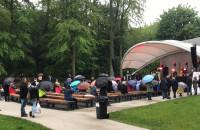 Anna Dereszowska zaśpiewała w Parku Oruńskim