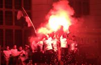 Lechia Gdańsk świętowała na koniec sezonu 2018/19