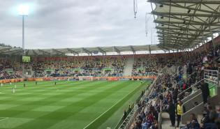 Doping w trakcie meczu Meksyk Japonia w Gdyni