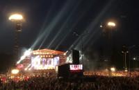 IRA na zakończenie koncertu 30 lat wolności
