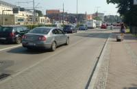 Coraz więcej samochodów na gdańskim buspasie