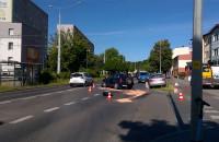Wypadek na ul.Kartuskiej
