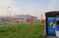 Coś się pali na Oruni