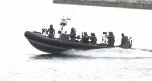 Pokazy antyterrorystów i ratowników w Gdyni