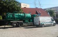 Brak wody na zielonym trójkącie