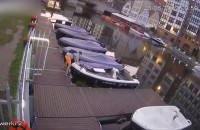 Policja szuka złodzieja łodzi