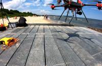 Ratunkowy dron stworzony w Gdyni