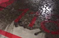 Zalało parking podziemny pod Centrum Filmowym w Gdyni