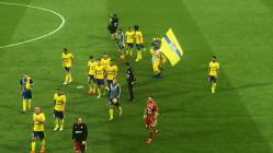 Arka Gdynia - Lech Poznań 0:0. Komu dziękują kibice?