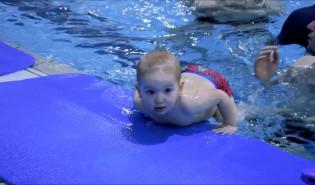 Frajda. Nauka pływanie dla najmłodszych