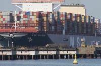 Gigantyczny MSC Gülsün wpłynął do DCT