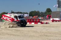 Pokazy na torach Dakar i Action w Gdyni