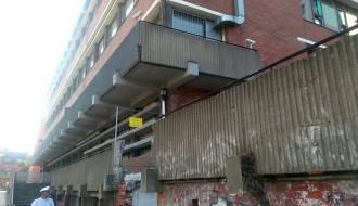 Dom Technika w ruinie