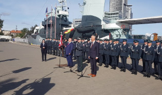 Dzień Krajowej Administracji Skarbowe w Gdyni