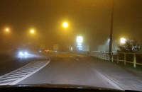 Mgły w Gdyni