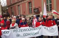 Hymn na zakończenie Parady Niepodległości w Gdańsku