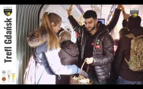 Na pobudkę po świetnym meczu - Trefl Gdańsk z kawą w tramwajach