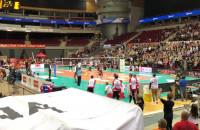 Trefl Gdańsk wygrywa drugiego seta z Asseco Resovią