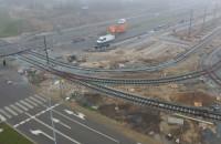Nowa pętla na skrzyżowaniu Jabłoniowej i Warszawskiej