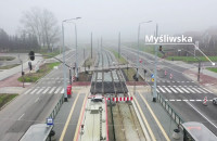 Budowa trasy tramwajowej w ramach Nowej Bulońskiej