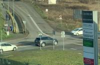Zlikwidowano rondo - Jabłoniowa z Leszczynową - kierowcy jeżdżą na pamięć