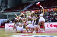 Cheerleaders Flex Sopot w świątecznym układzie